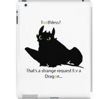 toothless> iPad Case/Skin