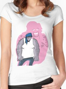 Bully Women's Fitted Scoop T-Shirt