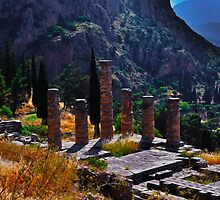 The Delphi Oracle by purelightimages