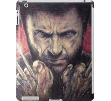 The wolverine iPad Case/Skin