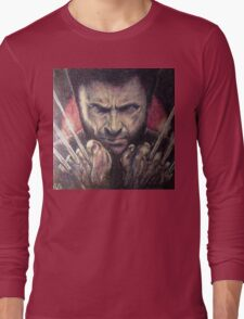 The wolverine Long Sleeve T-Shirt