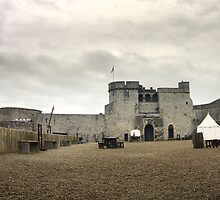 King John's Castle by Marloag
