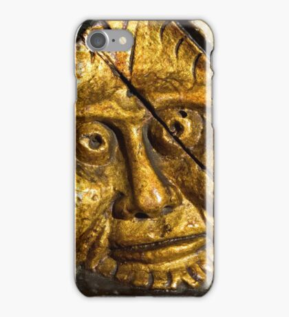 Rood Face iPhone Case/Skin