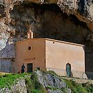 St Paul the Hermit Chapel by Xandru