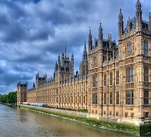 The Houses of Parliament by Chris Vincent