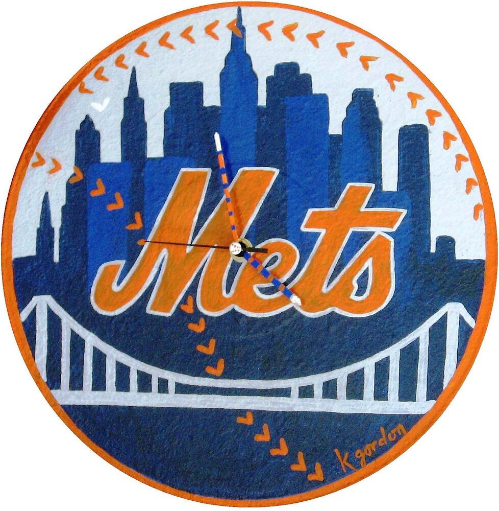 Meet The Mets by WhiteDove Studio kj gordon