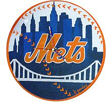 Meet The Mets Photographic Print