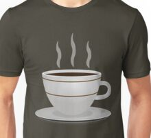 Cup of coffee 2 Unisex T-Shirt