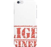 8th Day Flight Engineers T-shirt iPhone Case/Skin