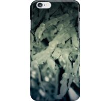 Winter trees 3 iPhone Case/Skin