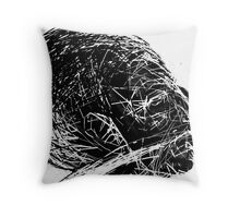 'Achilles' Throw Pillow