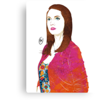 Community: Annie Edison Canvas Print