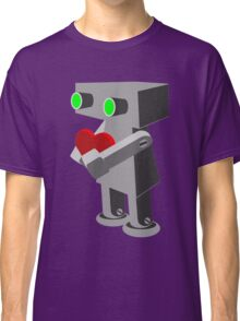 Robots need love too... Classic T-Shirt