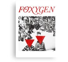 Foxygen  Metal Print