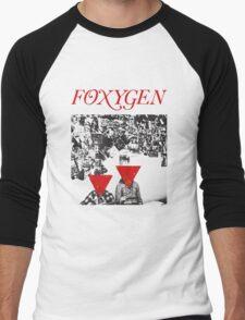 Foxygen  Men's Baseball ¾ T-Shirt