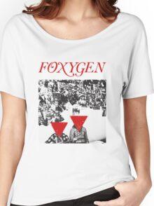 Foxygen  Women's Relaxed Fit T-Shirt