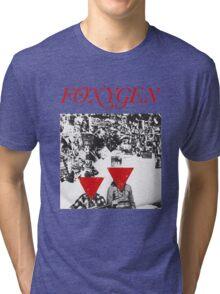 Foxygen  Tri-blend T-Shirt
