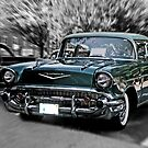 '57 chevy by Yaroslav  Williams