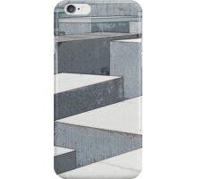 The Holocaust Memorial, Berlin, Germany iPhone Case/Skin
