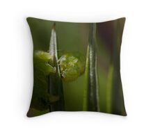 Does my bum look big in this? Throw Pillow
