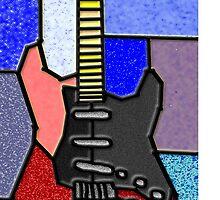 guitar glass 2 by tinncity