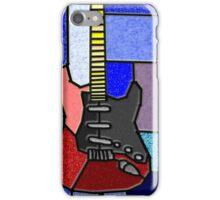 guitar glass 2 iPhone Case/Skin