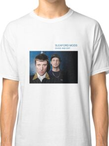 Sleaford Mods Divide and Exit Classic T-Shirt