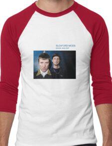 Sleaford Mods Divide and Exit Men's Baseball ¾ T-Shirt