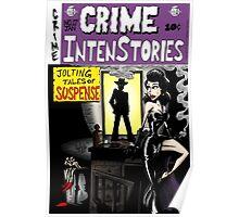 Crime Intenstories Poster