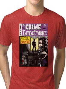 Crime Intenstories Tri-blend T-Shirt