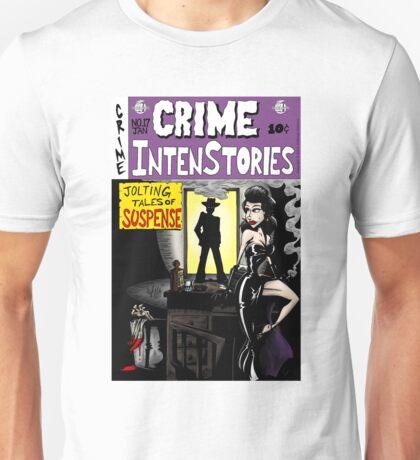 Crime Intenstories Unisex T-Shirt