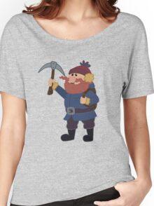 Yukon Cornelius Pattern Women's Relaxed Fit T-Shirt