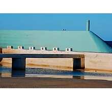Can't Wait for Summer - Newcastle Ocean Baths Photographic Print