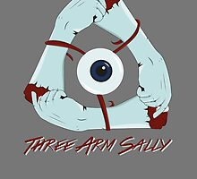 Three Arm Sally by Becky Hayes