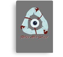 Three Arm Sally Canvas Print