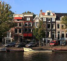 Amsterdam Canal by aidan  moran