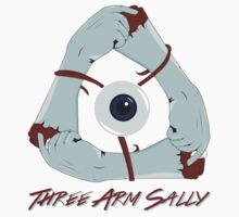 Three Arm Sally Kids Clothes