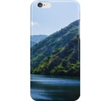 Summer Sunshine and a Gentle Breeze - Mountain Lake Impression iPhone Case/Skin
