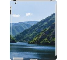 Summer Sunshine and a Gentle Breeze - Mountain Lake Impression iPad Case/Skin