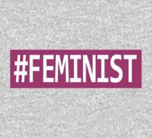 #FEMINIST by frnknsteinn
