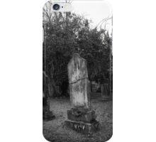 Salem Black River Cemetery3 iPhone Case/Skin
