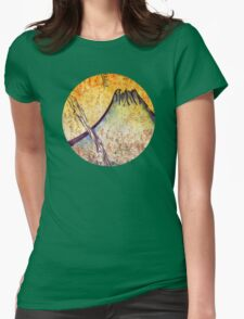 good morning  Mountain Womens Fitted T-Shirt