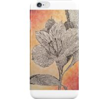 Blossoming Triangles iPhone Case/Skin