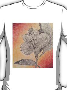 Blossoming Triangles T-Shirt