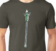 Salamander with Native American designs Unisex T-Shirt