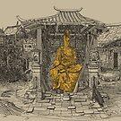 Shrine by hazin