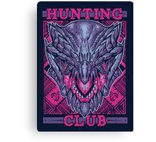 Hunting Club: Gore Magala Canvas Print