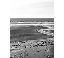 Blackpool Beack - UK Photographic Print