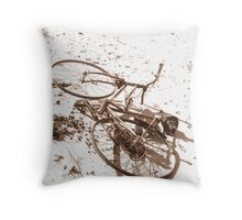 My Days are Over Throw Pillow