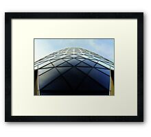 30 St Mary Axe (The Gherkin) Framed Print